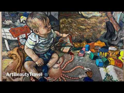 Кирил Иванов Изложба в Градска Художествена галерия Пловдив България