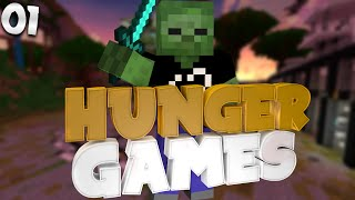 Minecraft Hunger Games #1: I play PC!?