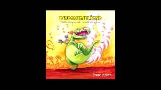 Tyrannosaurus Rex   DINOSAURIELÅTAR - musik om dinosaurier för barn, barnmusik  Pappa Kapsyl
