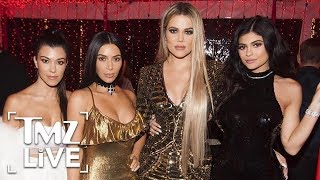 Kardashian $150M Deal Gets Split Interestingly! | TMZ Live