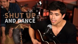 WALK THE MOON - Shut Up and Dance (Acoustic Cover by Tay Watts, Corey Gray & Jake Coco)