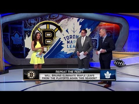 NHL Now:  Repeat the Feat?  Which teams are more likely to Repeat the Feat?  Jan 15,  2019