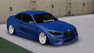 F87 BMW M2 || Roblox Cinematic