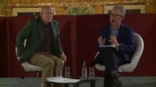 Talking books. Tim Parks and Ivan Callus at the Malta Literary Festival