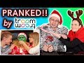A Very Troom Troom Christmas Special (Pranks on Boyfriend! Prank Wars! oH nOo)
