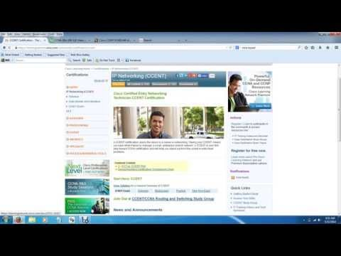 ICND 1 CCENT Cisco Certified Entry Networking Technician in 30 days