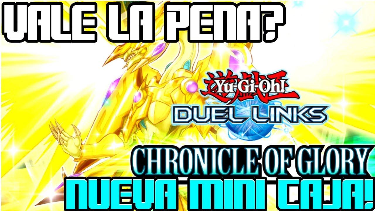 Un MES más con el mismo META | NUEVA Mini Caja Chronicle Of Glory | Yu-Gi-Oh! Duel Links