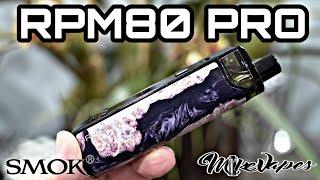 Smok RPM80 & RPM80 PRO Pod Mods!