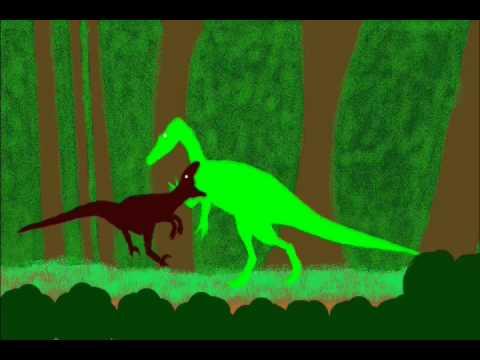 ASDC - Utahraptor vs Iguanodon vs Baryonyx