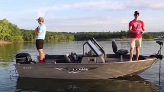 Lowe 2019 FM1625WT Deep V Fishing Boat