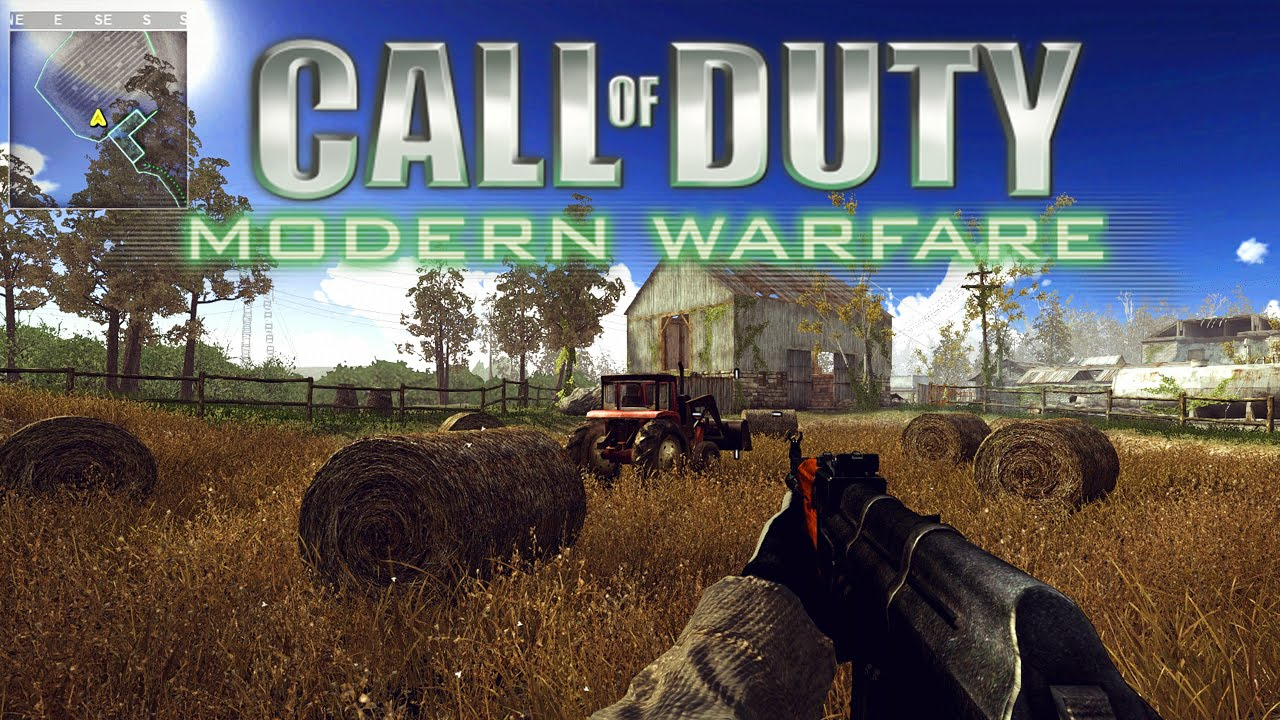 TWO NEW MAPS CONFIRMED FOR MODERN WARFARE REMASTERED! (COD4 ... Call Of Duty Maps Multiplayer on