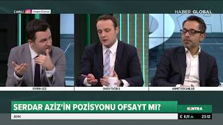 Serdar Aziz'in Penaltı Pozisyonu ve Halil Umut Meler'in Tartışmalı Kararları...