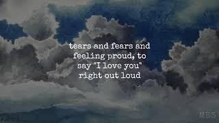 Both Sides Now | Judy Collins | Lyrics ☾☀