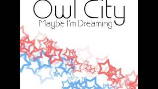 Owl City On The Wing higher pitch