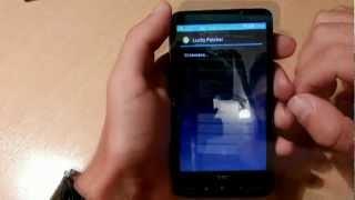 Настройка Android 4.0.4 на HTC HD2