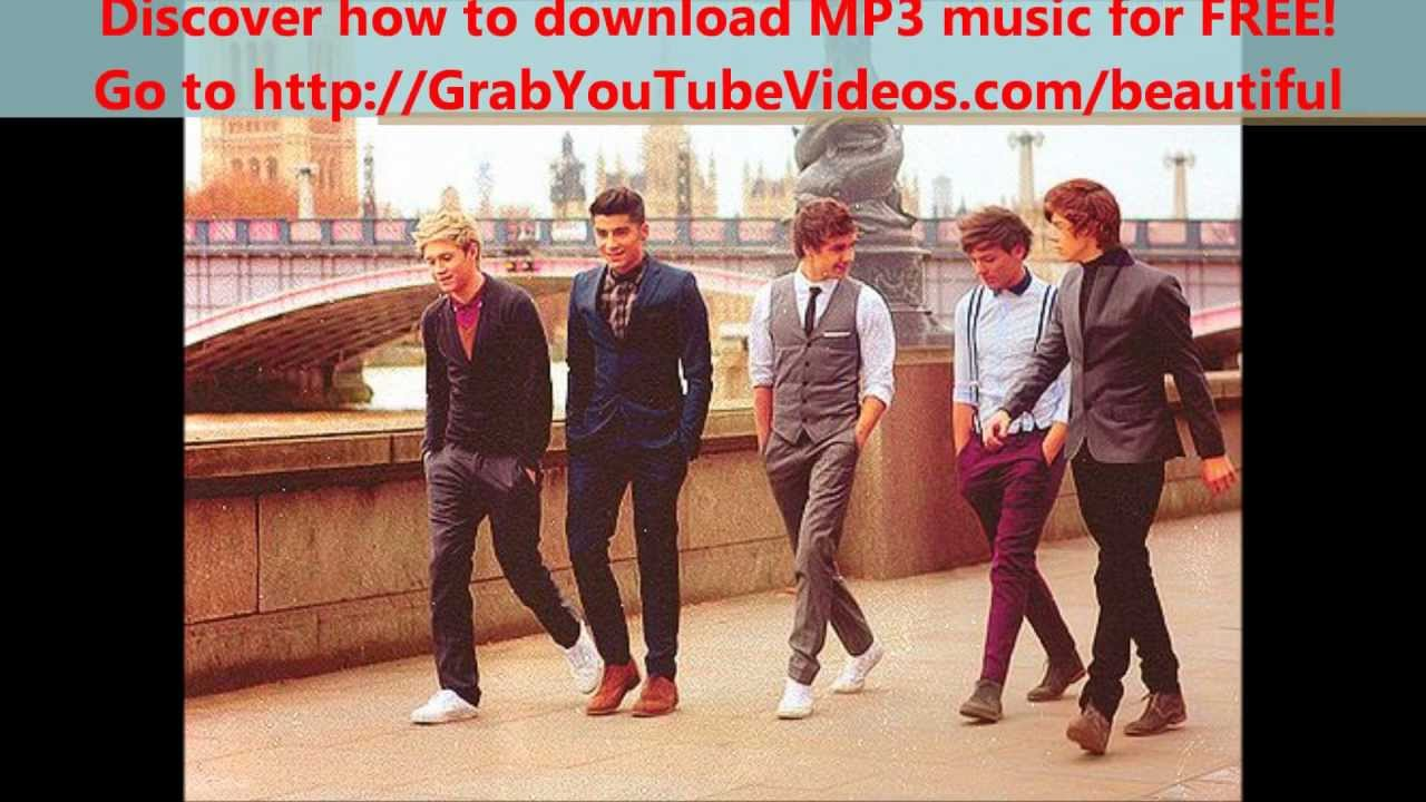 Mp3 Download One Direction What Makes You Beautiful Youtube