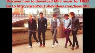 (MP3 Download) One Direction - What Makes You Beautiful :)
