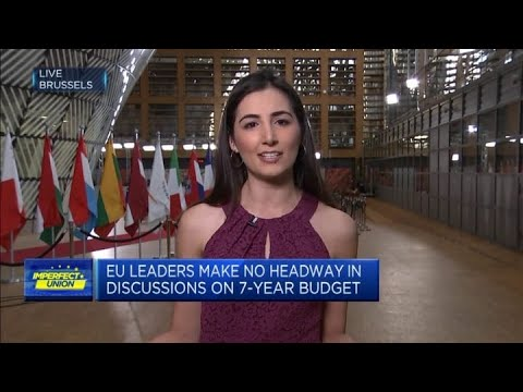 European Leaders At An Impasse In EU Budget Discussions   Squawk Box Europe