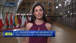 European leaders at an impasse in EU budget discussions | Squawk Box Europe