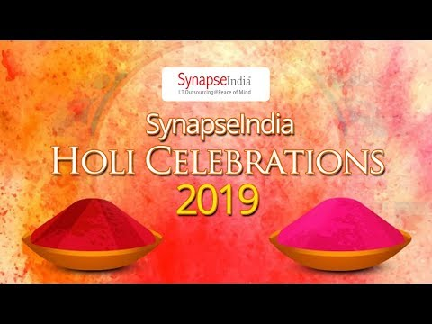 SynapseIndia Holi Celebration 2019