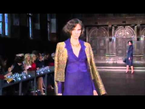 L'Wren Scott Fall 2012/2013 Full Fashion Show