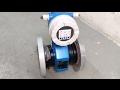 How electromagnetic flow meter works