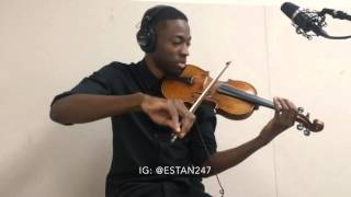 Drake - Hotline Bling (Eric Stanley x TSoul) Violin @Estan247