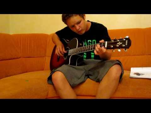 Russian Guitar Katjuscha