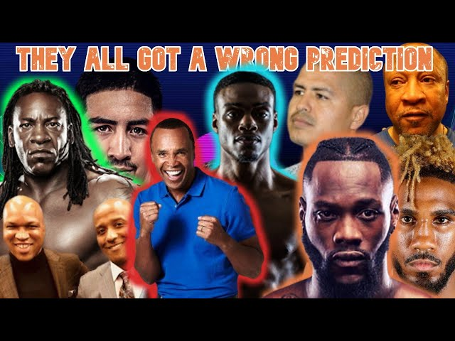 Thurman WBA BELT sagot ni Manny PACQUIAO kay Booker T, Deontay Wilder, Sugar Ray Leonard, Spence Jr