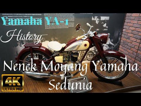 Yamaha YA-1 1955 (The First Motorcycle by Yamaha) - ヤマハ YA-1 1955年 ( Vintage Motorcycle Collection)