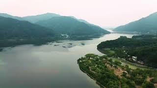 다산생태공원#드론영상#매빅에어2#4K#Dasan Eco…