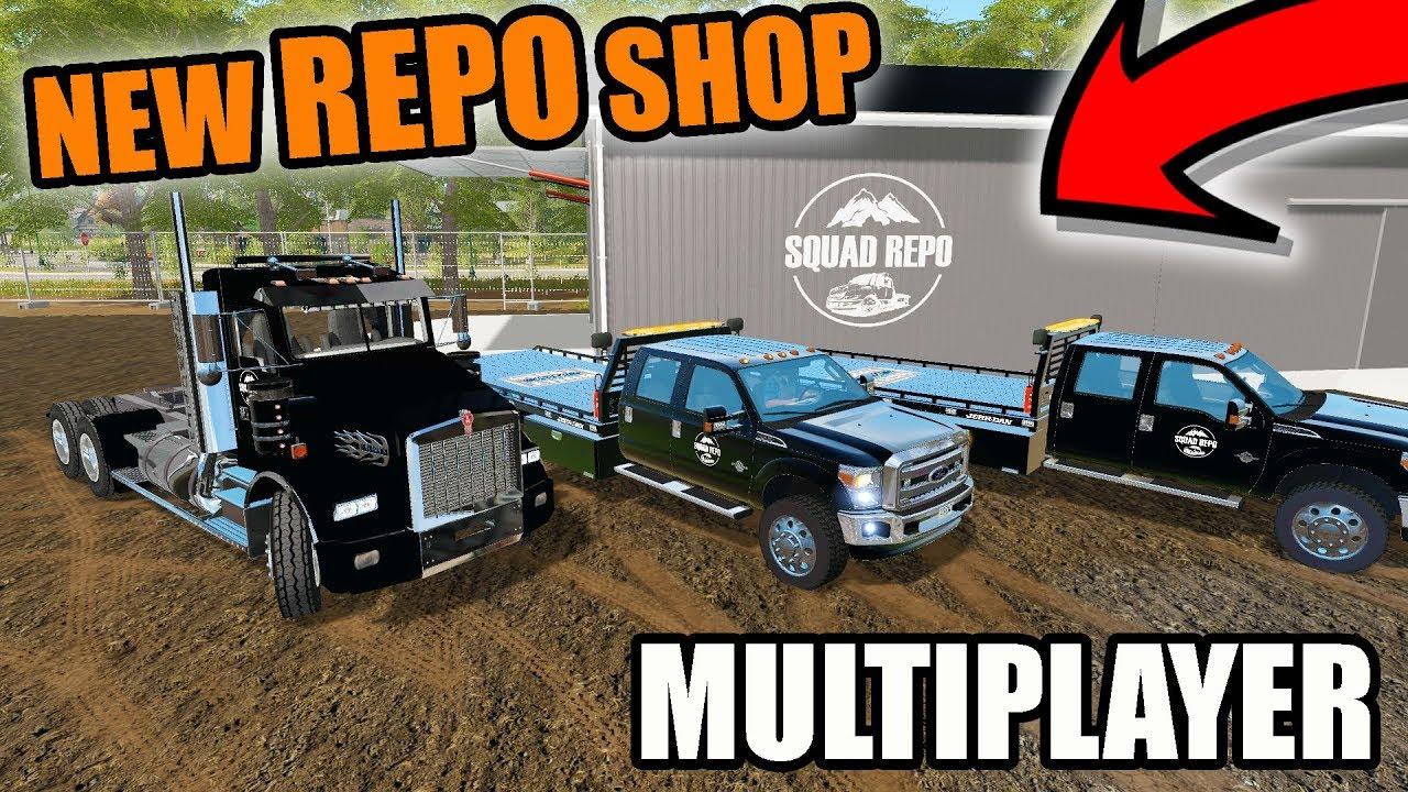 farming-simulator-2017-building-a-custom-repo-shop-new-repo-trucks-multiplayer