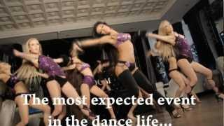 SONYA DANCE /First time in Europe/2x MASTER CLASSES  IN PRAGUE/September 15, 2012