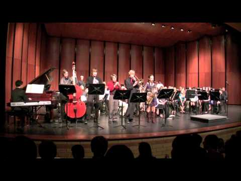 Prior Lake High School Dixieland Combo performs Original Dixieland One-Step
