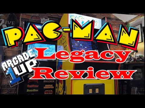 Arcade1up Pac-Man Legacy review - Is it worth $400? from Evil Genius Entertainment
