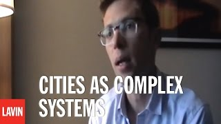 Jonah Lehrer Discusses his New York Times Magazine Story on Cities as Complex Systems