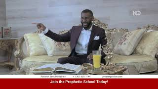 Samson Revelation part 2 - with Prophetic Word    Prophet Passion Java