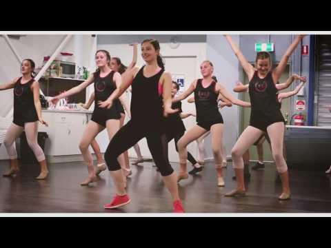 Jazz Dance Classes at Peninsula School of Dance