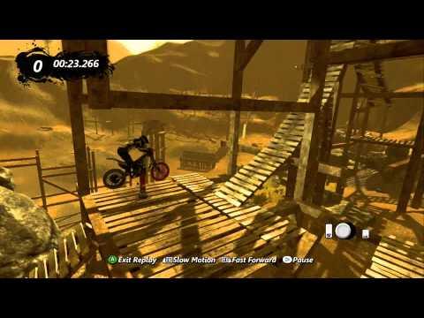 Trials Evolution - Xzamples World Record - Prospector