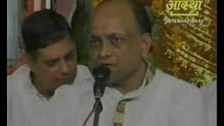 Vinod agarwal singing a bhajan - karte ho kanhaiya....