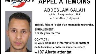Attentats de Paris : La police française lance un appel à témoins pour retrouver Abdeslam Salah