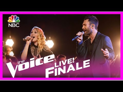 The voice 2017 addison agen and adam levine  finale: falling slowly Breaking News TNC