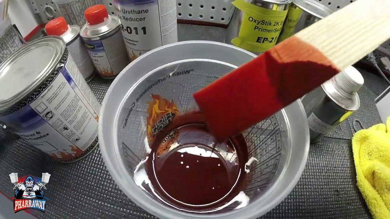Cómo pintar de caramelo una motocicleta en casa