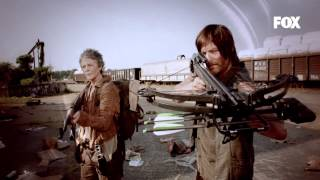 Ходячие мертвецы. 5 сезон на FOX