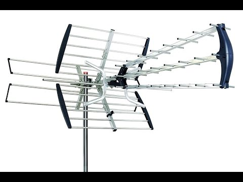 Assembly Instructions for the HDB91X Yagi TV Antenna from