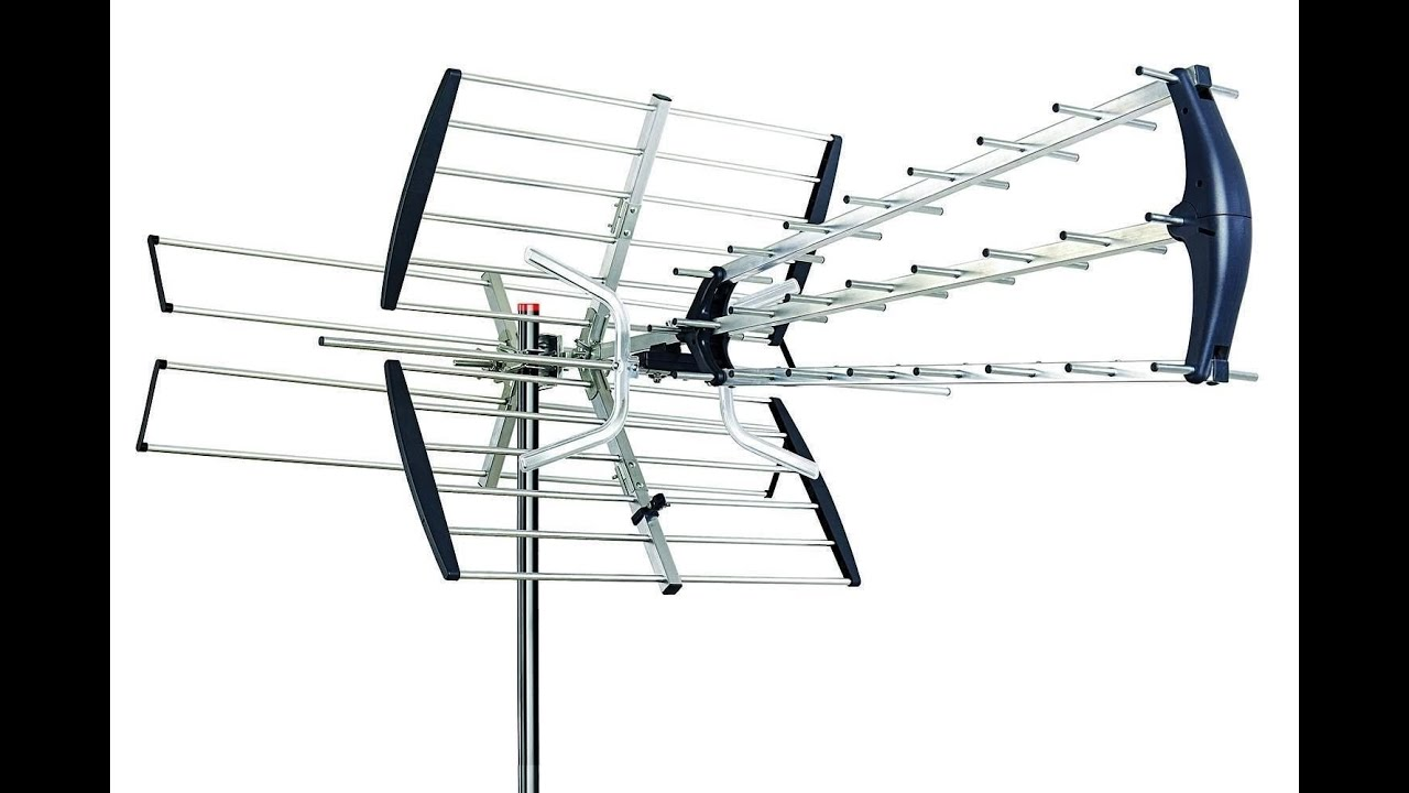 Free HDTV ! Antenna Setup Installation and Review E Sky
