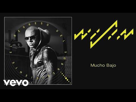 Wisin - Mucho Bajo (Audio)