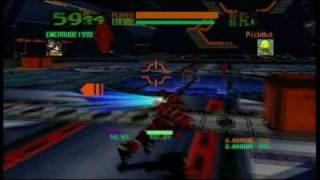 Virtual On Oratorio Tangram (XBLA): Online Battle Collection 11