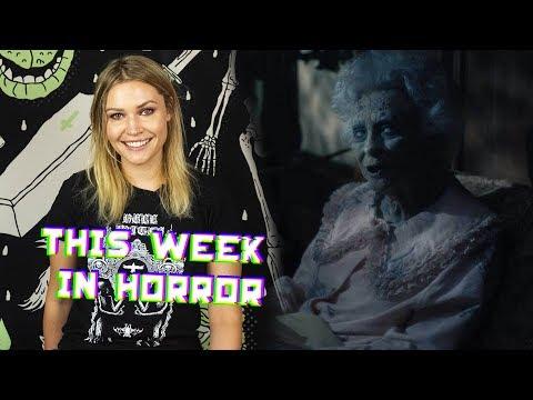 Horror Headlines for October 22, 2018- The Goldbergs, Hill House, Burger King