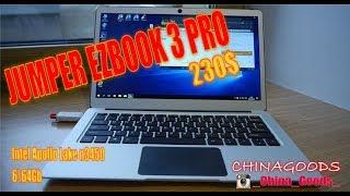 Годный недорогой ноутбук Jumper EZBOOK 3 pro